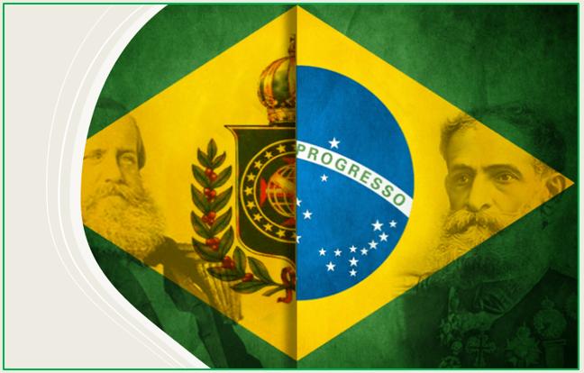 O BRASIL E SUAS INSTABILIDADES POLÍTICAS AO LOGO DA HISTÓRIA – PARTE I O dia 15 de novembro de 1889 é um marco histórico na vida política do Brasil, depois de transcorrido quase 70 anos de Monarquia, o Brasil tornou-se uma República. Após um longo período de tradição política como a Monarquia, qualquer mudança de regime só é possível de ser explicada por vários e complexos fatores. A força do processo de transformação pelo qual o Brasil passou na segunda metade do século 19 e a velocidade com que isso aconteceu ajudam a explicar o crescente isolamento da Monarquia.